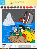 Mobile phone texting autocorrect - Autocowrecks: I'll Never Let Go, Batman!