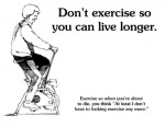 Why to exercise