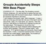 Monster fail photos - Music FAILS: At Least It Wasn't the Drummer