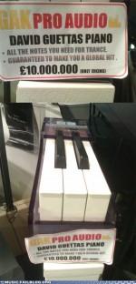Music FAILS – Music FAILS: Guetta Blaster