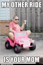 Monster fail photos - Parenting Fails: Low Rider