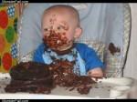 I had enough cake