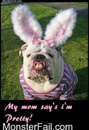 My Mom Says I Am Pretty