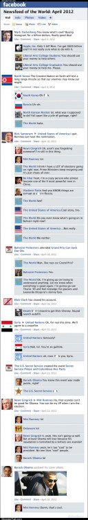 Funny facebook fails   If World Events Were Your Annoying Facebook Friends That Always Popped Up on