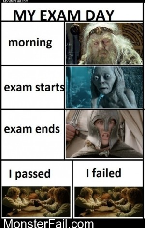 My Exam Day