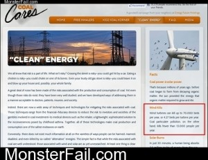 Clean Energy FAIL