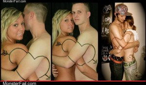 Monster fail photos Ugliest Tattoos Tattwos