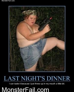 Last Nights Dinner