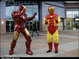 Fashion fail Poorly Dressed Does Your Iron Man Suit Make You Feel Inadequate
