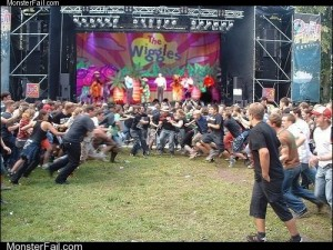 WIGGLES PIT