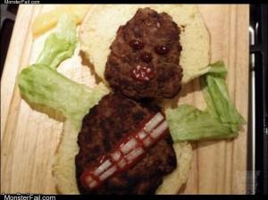 Wookie burger