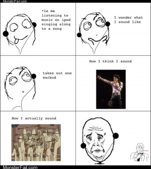 Internet memes Rage Comics Is That My Voice