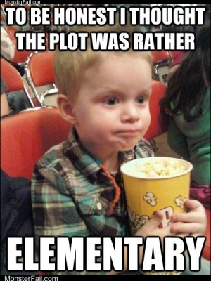 Internet memes Movie Critic Kid