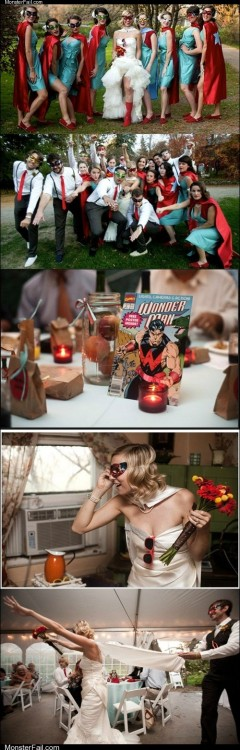 You Win For Coolest Wedding Ever