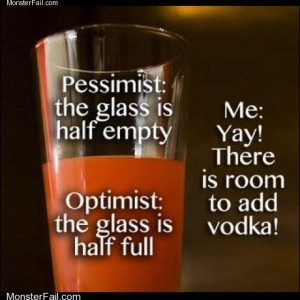 Party Fails  It Doesnt Matter if Youre a Pessimist or an Optimist
