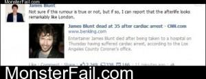 James Blunt FTW