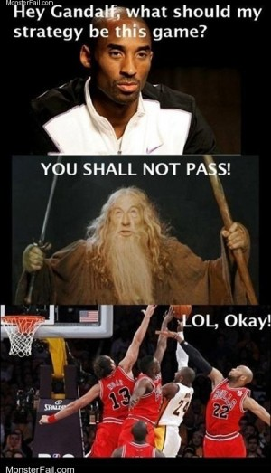 4koma comic strip Comixed The Wise Coach Gandalf