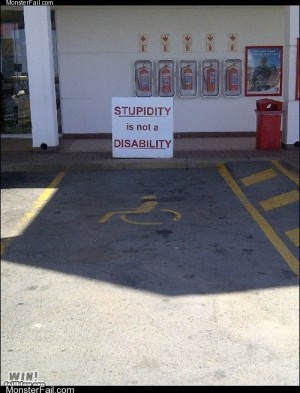 Monster fail photos WIN Parking Space WIN