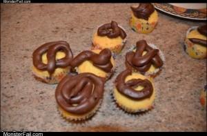Delicious looking cupcakes