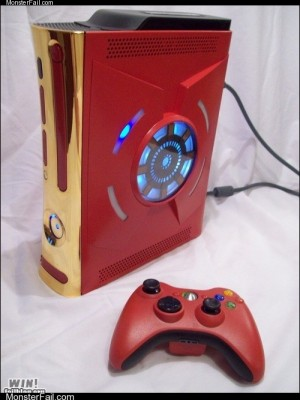 Monster fail photos WIN Xbox Case Mod WIN