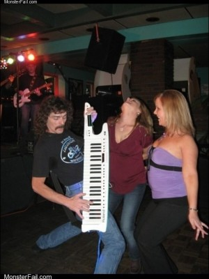 Monster fail photos  Keytar Sex God