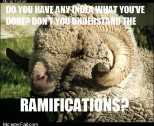 Youre Just One of the Sheeple