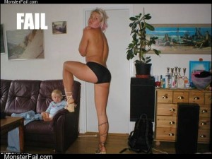 Crazy  MILF Mom Is Loving Fails