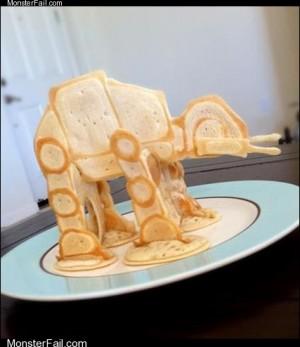 Pancake Walker