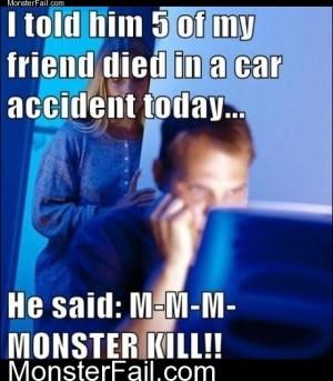 MMMMonster Kill