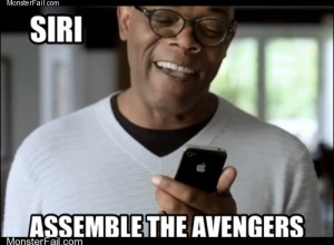 Mobile phone texting autocorrect  This Must Be Before Nick Fury Lost His Eye