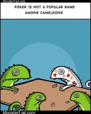 Chameleon poker