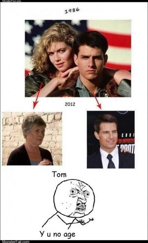 Tom Y u no age