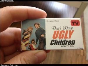 Beauty gum