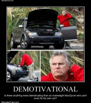 Demotivational