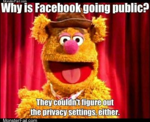 Funny facebook fails  Facebook Doesnt Know HOW to Be Private