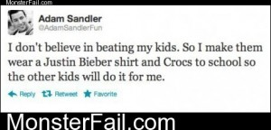 Adam Sandler WIN