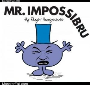 Mr Impossibru