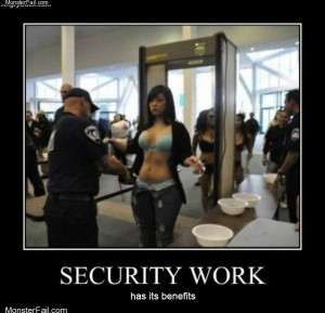 Security work