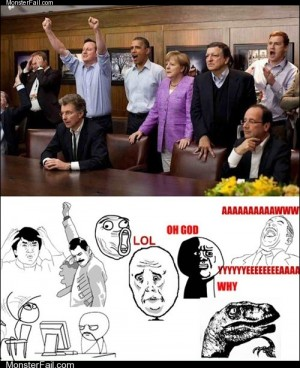 Memes IRL G8