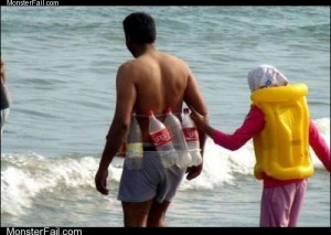 Homemade Life Jacket