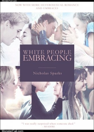 Because White People Have the Best Romances