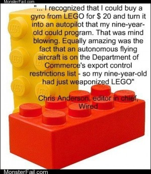 Funny science news experiments memes Dropping the Science Damn LEGO Always Making Crazy Weapons