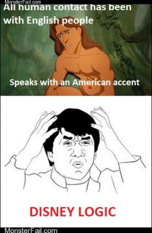 Me Tarzan You Bloke