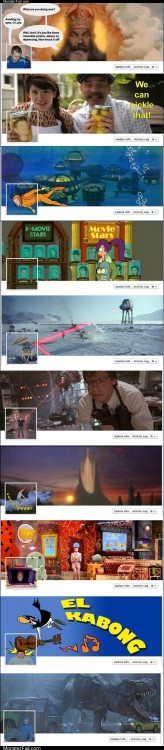 Monster fail photos  The Man With The Greatest Timelines Ever