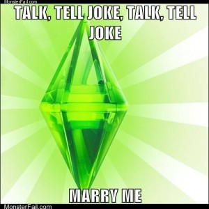 TALK TELL JOKE TALK TELL JOKE MARRY ME