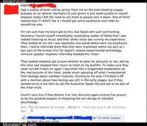 Funny facebook fails  Deus Ex iMachina