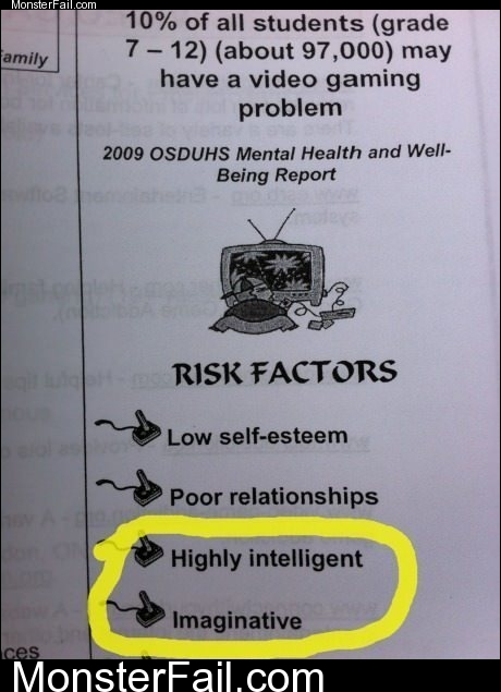 Risk Factors FAIL