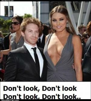 Do not look