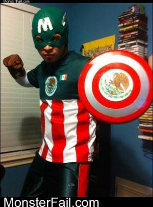Viva Captain Mexico