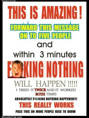 Funny facebook fails  Share This It REALLY Works